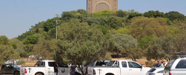 FILE: A view of the Taal Monument in Pretoria on 30 October 2017, where a protest took place in support of the Black Monday movement highlighting farm murders in South Africa. Picture: Christa Eybers/EWN.