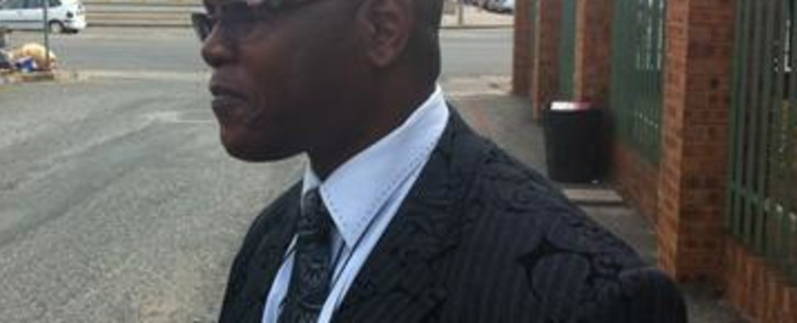 FILE: Former Crime Intelligence head Richard Mdluli. Picture: EWN