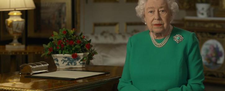 Britain's Queen Elizabeth II. Picture: @RoyalFamily/Twitter