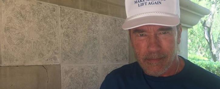 Arnold Schwarzenegger. Picture: @Schwarzenegger/Instagram