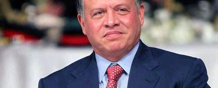 King Abdullah of Jordan. Picture: King Abdullah FB page.