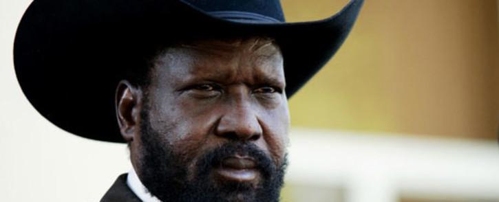 FILE: South Sudan leader Salva Kiir. Picture: AFP