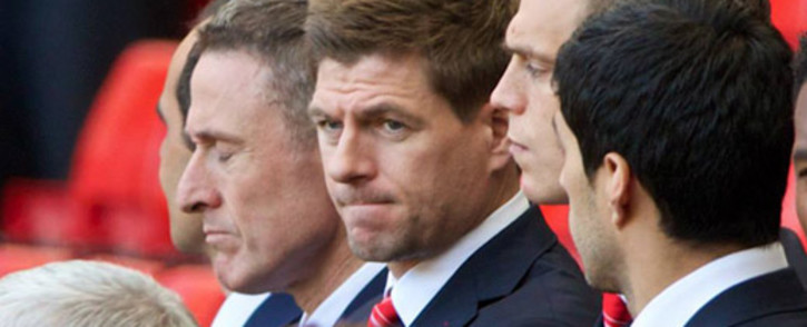 Liverpool's captain Steven Gerrard and team mates attended the 25th anniversary of the Hillsborough disaster at Anfield Stadium in which 96 of their fans died during an FA Cup semi-final. Picture: Facebook.