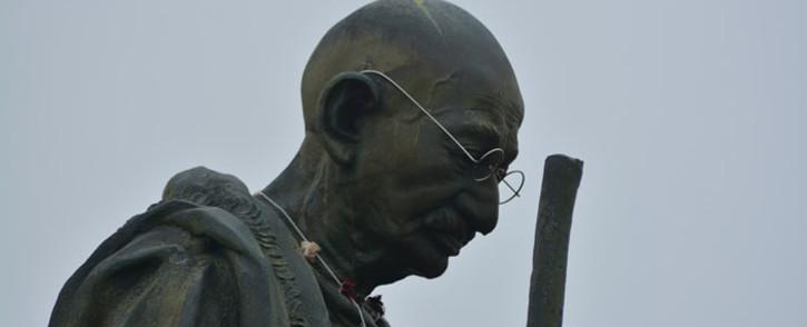 FILE: A statue of Mahatma Gandhi. Picture: Pixabay.com.