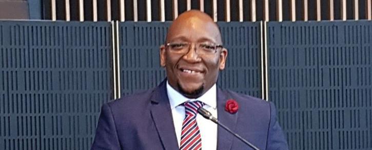 FILE: Former DA councillor Funzela Ngobeni. Picture: @CityofJoburgZA/Twitter