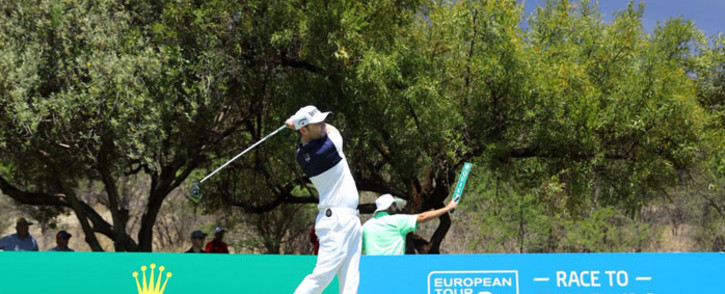 Branden Grace during the Nedbank Golf Challenge at Sun City on 9 November 2017. Picture: @golfatsun.
