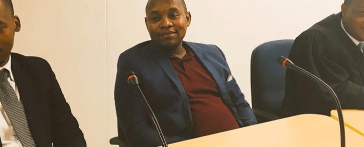 Edward Zuma. Picture: Ziyanda Ngcobo/EWN