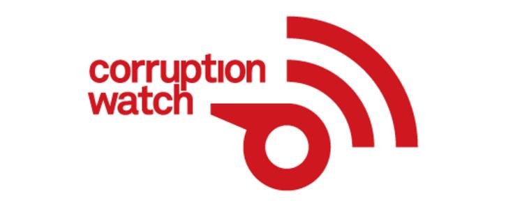 Picture: Corruption Watch.