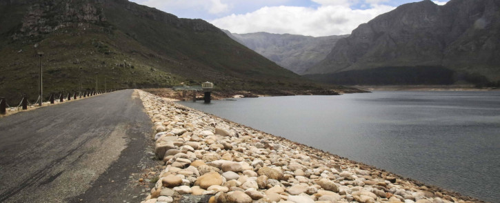 FILE: A general view of the Wemmershoek Dam. Picture: Cindy Archillies/EWN.