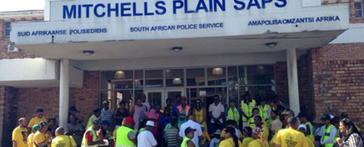 FILE: The Mitchells Plain CPF's Abie Isaacs says no arrests have yet been made. Picture: EWN.