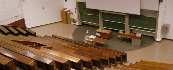 A lecture theatre. Picture: Supplied
