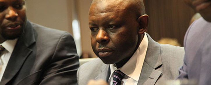 FILE: The Judicial Service Commission (JSC)'s hearing into Western Cape Judge President John Hlophe's conduct kicked off on Monday. Picture: Vumani Mkhize/EWN.