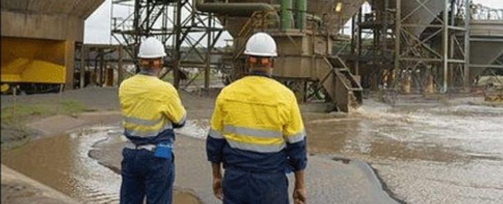 FILE: Rio Tinto's Richards Bay Minerals operation. Image: riotinto.com
