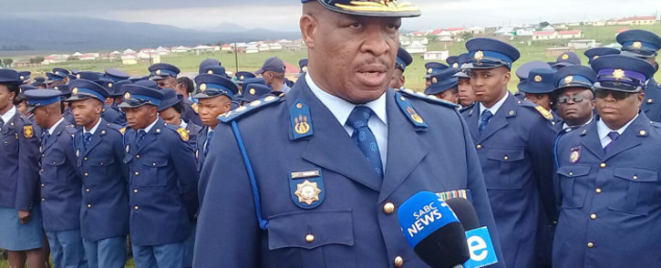 FILE: Lieutenant-General Lebeoana Jacob Tsumane. Picture: SAPS