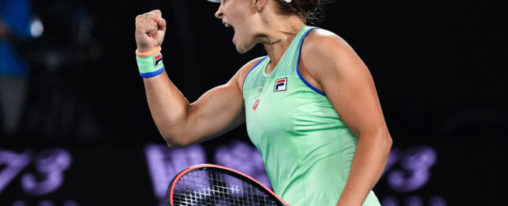 FILE: Ash Barty has not played a tournament match since February and also skipped the ongoing US Open over health concerns relating to the COVID-19 pandemic. Picture: Twitter