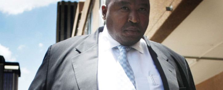 FILE: Khulubuse Zuma outside the Justice Department offices in Pretoria in 2012. Picture: The Times/Gallo Images.