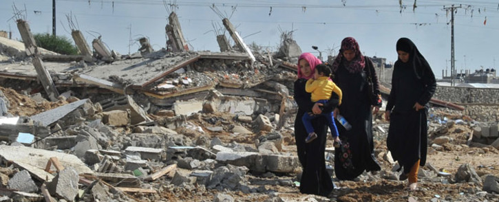 FILE: The commission has published the results of an investigation into the conflict revealing both sides committed grave abuses of international humanitarian law. Picture: EPA.
