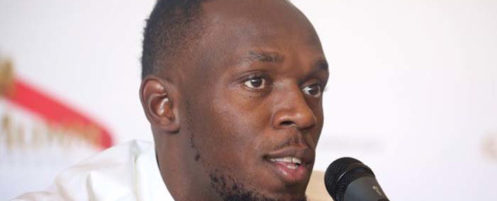FILE: Usain Bolt didn't confirm his test result, but he urged anyone who had been in contact with him to go into quarantine. Picture: EWN