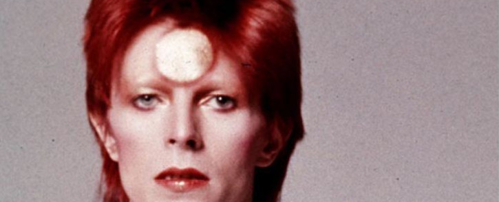 FILE: David Bowie pictured in the early days of his career. Picture: davidbowie.com