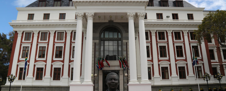 FILE: Parliament of South Africa in Cape Town. Picture: Christa Eybers/Eyewitness News.
