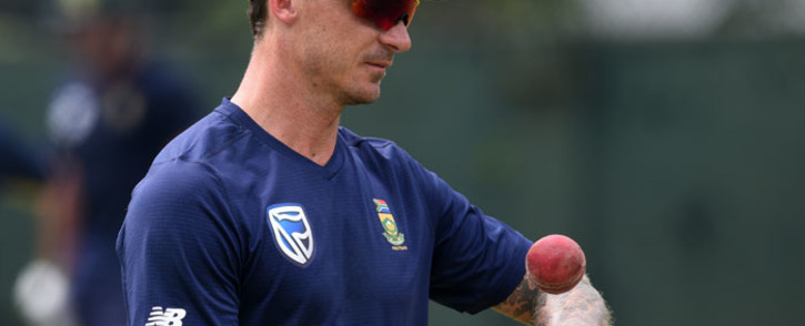 Proteas fast bowler Dale Steyn. Picture: AFP.