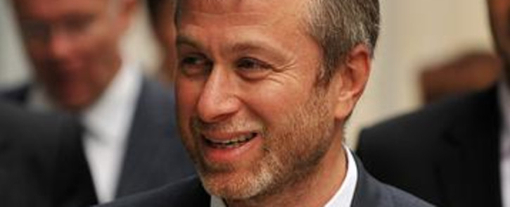 Chelsea FC owner and Russian oligarch. Roman Abramovich Picture: AFP