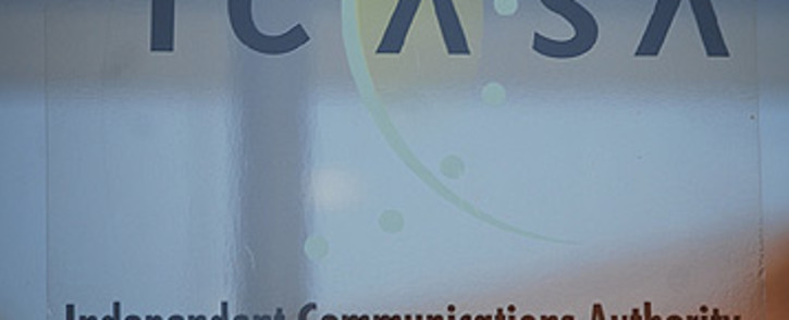 Independent Communications Authority of South Africa (Icasa). Picture: EWN