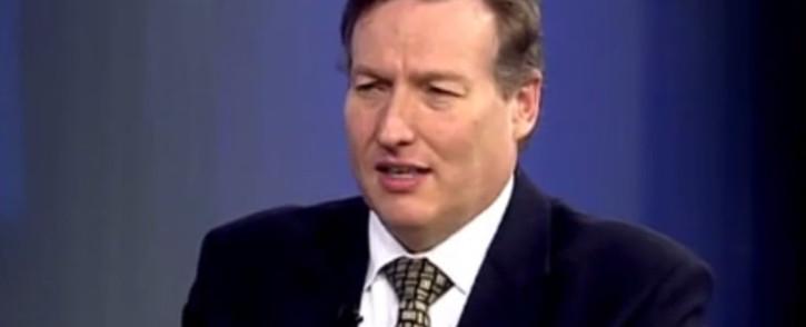 FILE: Economist, Chris Hart. Picture: Screengrab.