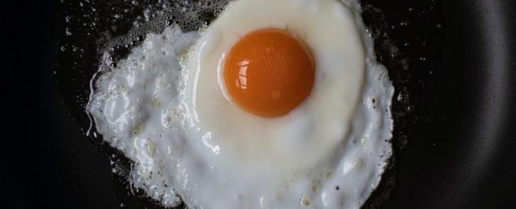 FILE: A fried egg. Picture: Unsplash