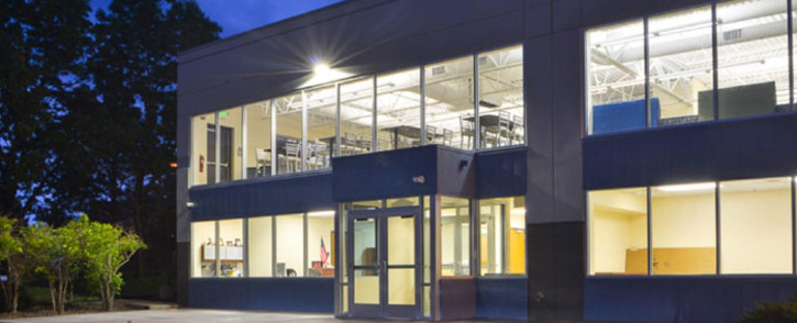The Science, Technology, Engineering and Math (STEM) School in Highlands Ranch. Picture: stemk12.org