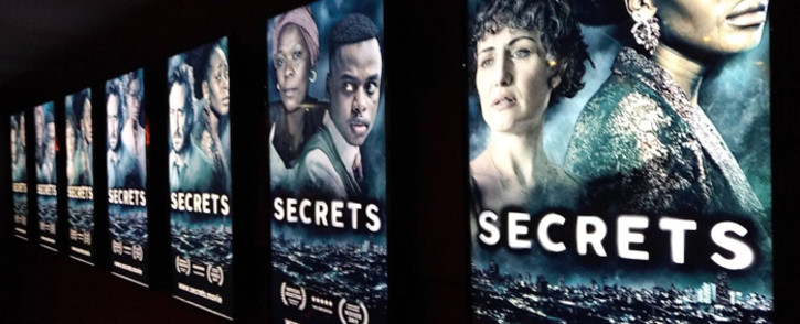Poster for the movie 'Secrets'. Picture: @tevinmusara/Twitter.