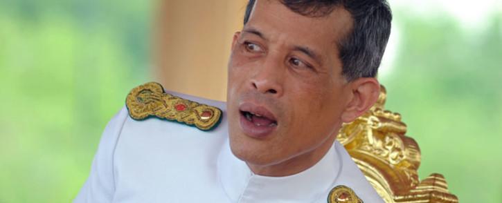 FILE: King Maha Vajiralongkorn. Picture: AFP
