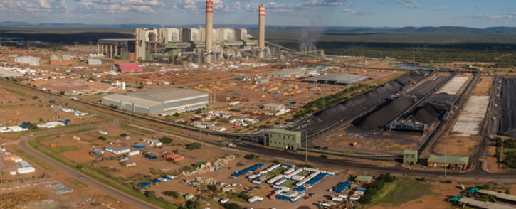 Eskom's Medupi power station. Picture: Eskom.co.za