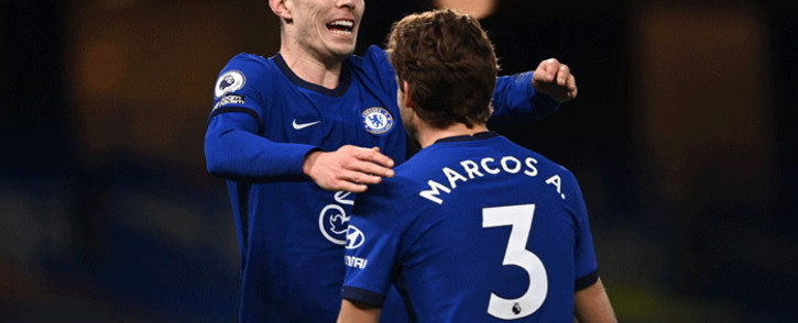Chelsea beat Everton 2-0 on 8 March 2021. Picture: @ChelseaFC/Twitter.