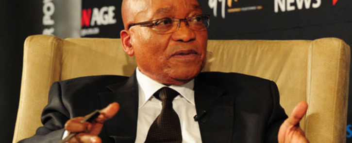 President Jacob Zuma says the three biggest killers of pregnant women and children at birth could be dealt with more effectively if government improved its healthcare system.Picture: GCIS