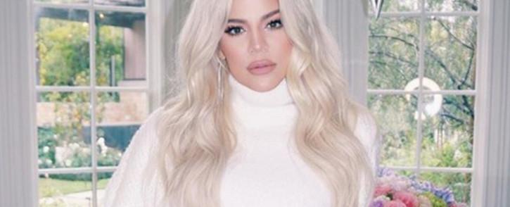 Khloe Kardashian. Picture: @khloekardashian/instagram.com