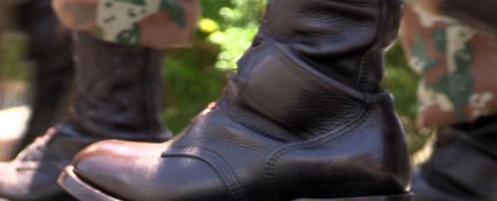 FILE: SANDF uniform. Picture:EWN.