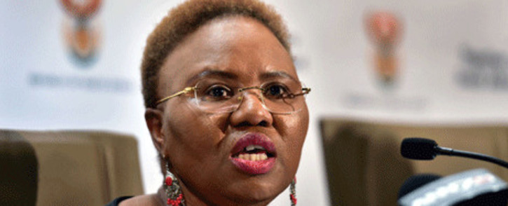 FILE: Social Development Minister Lindiwe Zulu. Picture: GCIS