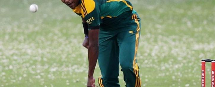 Proteas bowler Lonwabo Tsotsobe.