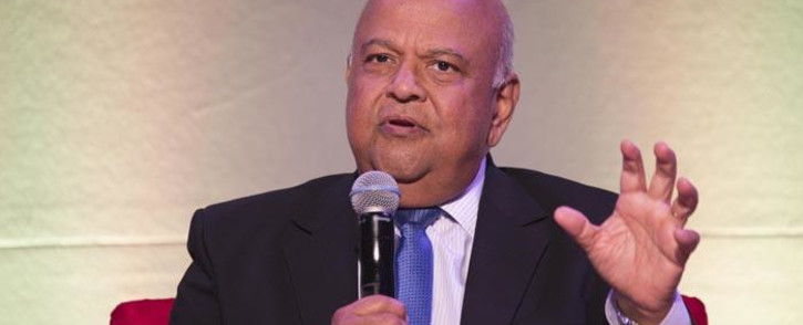 FILE: Former Finance Minister Pravin Gordhan. Picture: Bertram Malgas/EWN