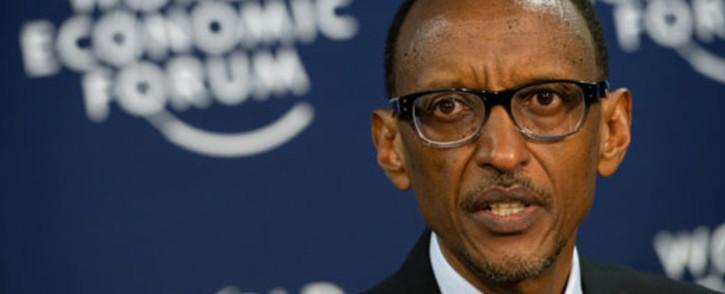 FILE: Rwandan President Paul Kagame. Picture: Supplied