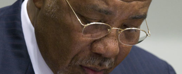 FILE: Former Liberian President Charles Taylor. Picture: AFP