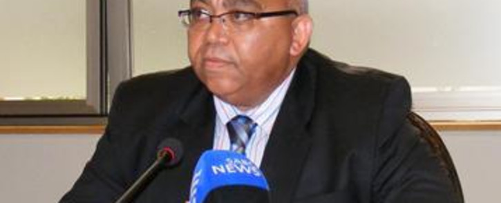 FILE: Western Cape Community Safety Albert Fritz. Picture: EWN.
