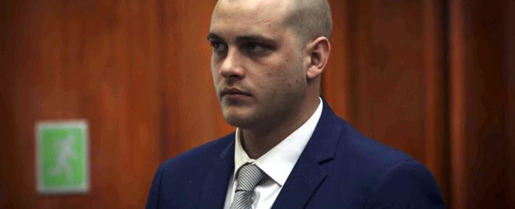 FILE: Triple murder accused Henri van Breda appears in the Western Cape High Court on 12 February 2018. Picture: Cindy Archillies/EWN