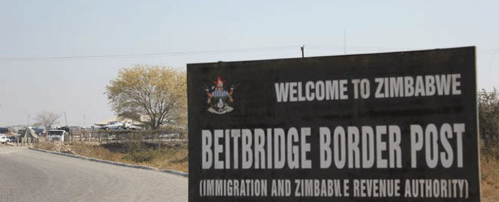 The Beitbridge border. Picture: GCIS.