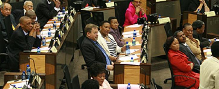 FILE: Gauteng legislature. Picture: EWN