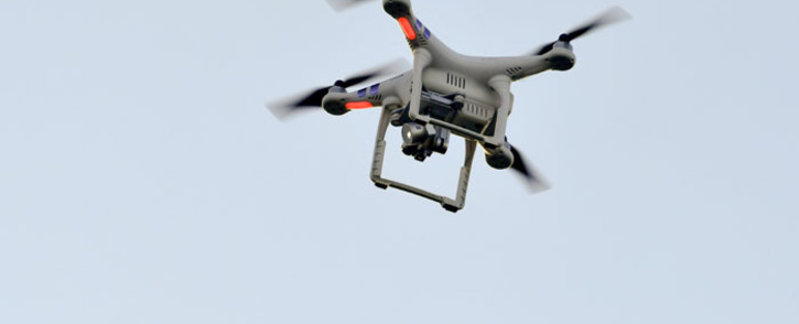 FILE: Moroccan authorities declined to comment on the use of drones or the numbers deployed since the start of the public health emergency in mid-March.  Picture: AFP.