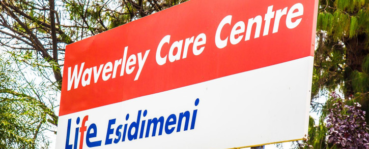 Life Esidimeni Waverley Care Centre Hospital in Boksburg. Picture: EWN.