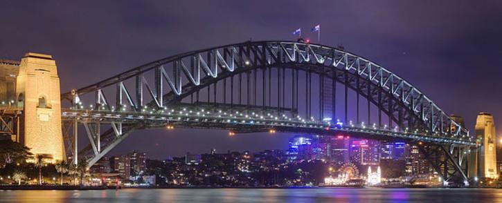 Sydney Harbour Bridge. Picture: Wikimedia Commons/JJ Harrison