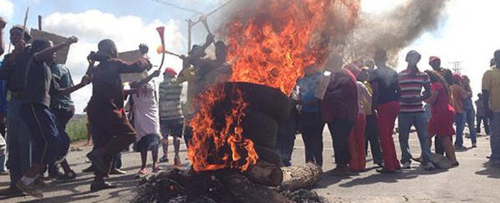 FILE: At least six people have been arrested in Durban Deep near Roodepoort. Picture: Lesego Ngobeni/EWN.
